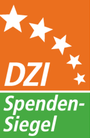 Logo: DZI - Donation Seal